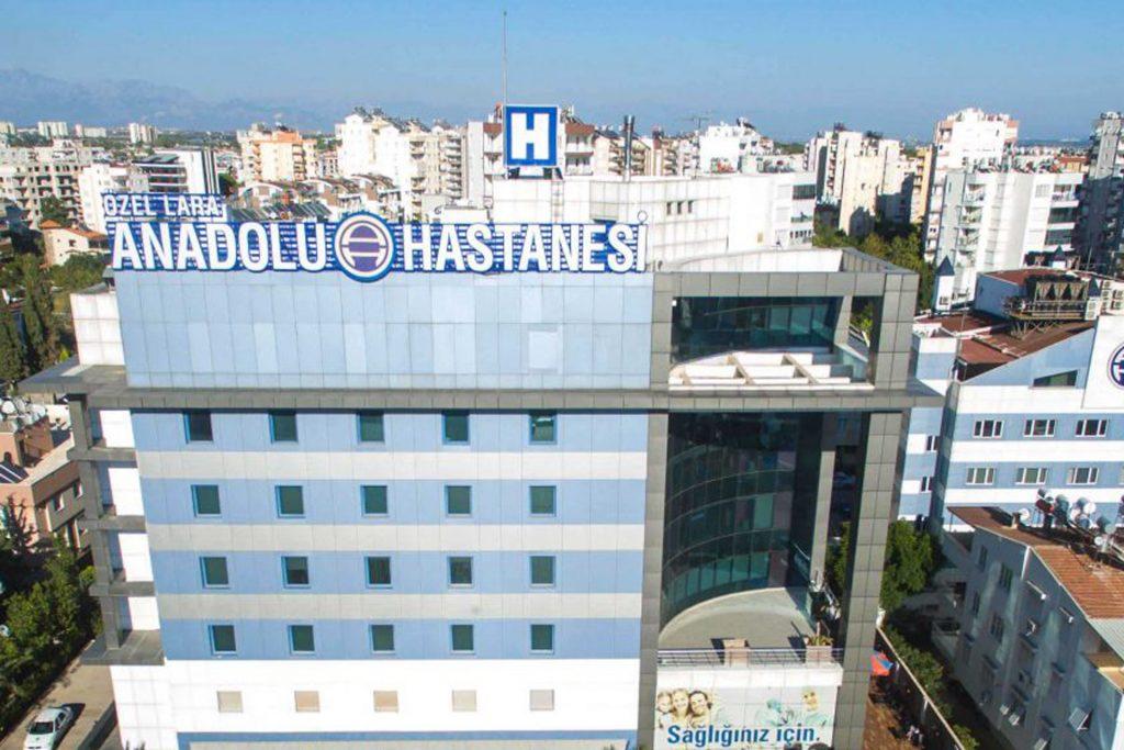 Antalya Lara Anadolu Hastanesi