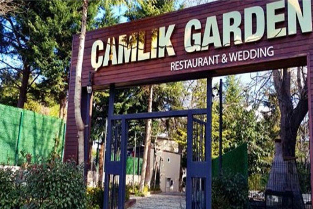 Çamlık Garden